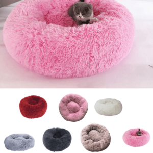 Dog and Cat Calming Round Area Sumbal